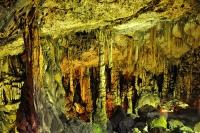 Diova jeskyně na Krétě
