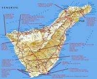 Tenrife WL mapa